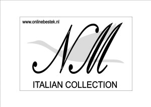 NM-collection Siena bestekset 64-delig, 12-persoons